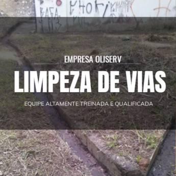 Comprar o produto de Limpeza de Vias em Limpeza de Vias em São Paulo, SP por Solutudo