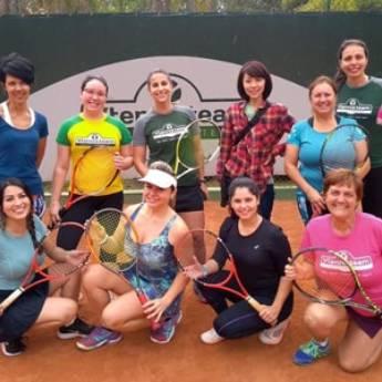 Comprar o produto de Aulas de Tênis m Grupo em Tênis Esportivos em Jundiaí, SP por Solutudo