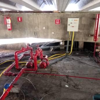 Comprar produto Sistema de combate a incêndio em Energia Elétrica pela empresa EMSEL - Empresa de Manutenção e Serviços Elétricos em Aracaju, SE