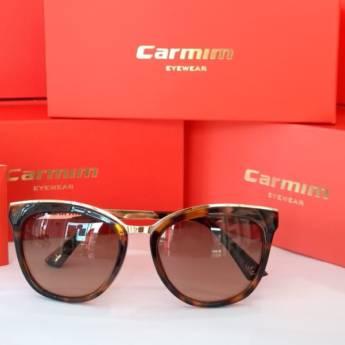 Comprar o produto de Óculos de Sol Marrom Gatinho em Feminino em Foz do Iguaçu, PR por Solutudo