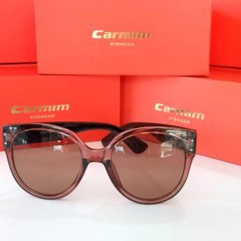 Comprar o produto de Óculos de Sol Feminino Redondo  em Feminino em Foz do Iguaçu, PR por Solutudo