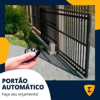 Comprar o produto de Portão automático em Segurança para Casa pela empresa Prosigma Sistemas de Segurança em Jundiaí, SP por Solutudo