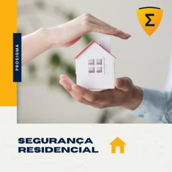 Comprar o produto de Segurança residencial em Segurança para Casa pela empresa Prosigma Sistemas de Segurança em Jundiaí, SP por Solutudo