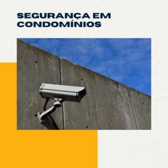 Comprar o produto de Segurança em condomínios em Câmeras de Segurança em Jundiaí, SP por Solutudo