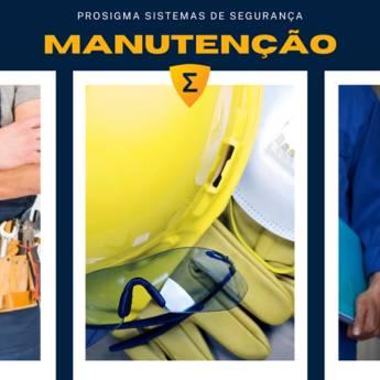 Comprar o produto de Manutenção de equipamentos de segurança em Manutenção pela empresa Prosigma Sistemas de Segurança em Jundiaí, SP por Solutudo