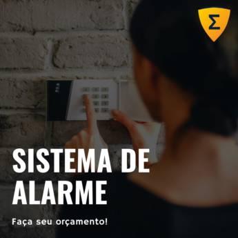 Comprar o produto de Sistema de alarme em Alarmes em Jundiaí, SP por Solutudo