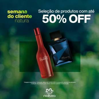 Comprar o produto de Perfume Natura em Cosméticos e Cuidado Pessoal pela empresa Lavanderia Mary em Foz do Iguaçu, PR por Solutudo