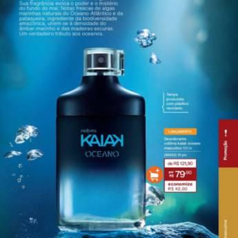 Comprar o produto de Perfume Kaiak em Cosméticos e Cuidado Pessoal pela empresa Lavanderia Mary em Foz do Iguaçu, PR por Solutudo