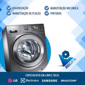 Comprar produto Manutenção Mecânica em Lava e Seca em Assistência Técnica para Eletrônicos - Eletrodomésticos pela empresa Macjr em Curitiba, PR