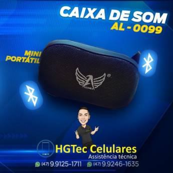 Comprar produto Caixa de som AL - 0099 em Acessórios para Celulares pela empresa HGTec Celulares - Aventureiro em Joinville, SC
