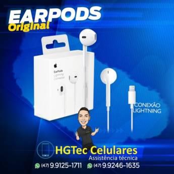 Comprar produto Earpods em Acessórios para Celulares pela empresa HGTec Celulares - Aventureiro em Joinville, SC