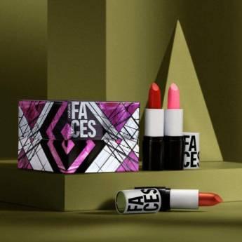 Comprar produto Presente Faces Trio de Batom  em Maquiagem pela empresa Márcia Líder de Negócios e Consultora Natura em Marília, SP