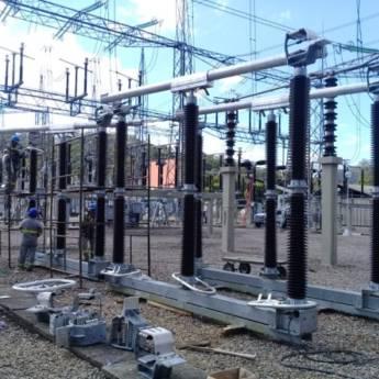 Comprar o produto de SUBSTITUIÇÃO DE EQUIPAMENTOS DE ALTA TENSÃO 34,5-550kV em Energia Elétrica em Itupeva, SP por Solutudo