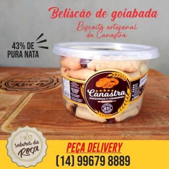 Comprar produto Beliscão de Goiabada  em Doces pela empresa Sabores da Roça  em Marília, SP