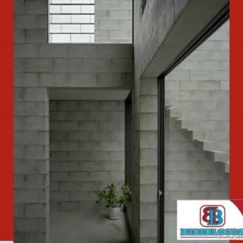 Comprar produto Modelo de construção com blocos de concreto. em Blocos de Cimento pela empresa Biriblocos em Birigui, SP