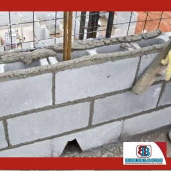 Comprar produto Fabricação de blocos de concreto em Blocos de Cimento pela empresa Biriblocos em Birigui, SP