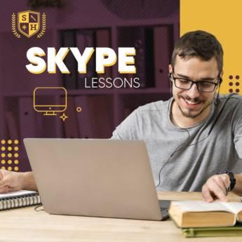 Comprar o produto de Skype Lessons em Cursos em Birigui, SP por Solutudo