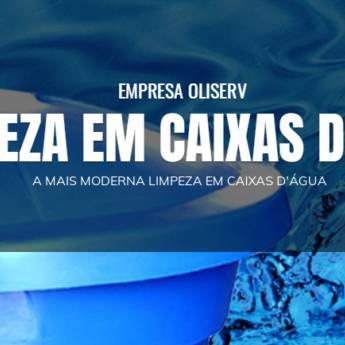 Comprar o produto de Limpeza de Caixa D'água em Limpeza em São Paulo, SP por Solutudo