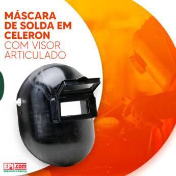 Comprar o produto de Máscara de Solda em Celeron em Máscaras de Solda em Birigui, SP por Solutudo