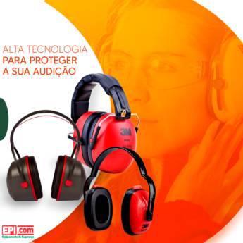 Comprar o produto de Protetor Auditivo em Protetor auricular em Birigui, SP por Solutudo