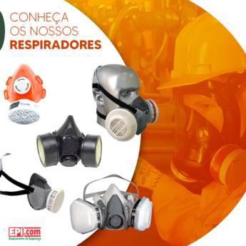 Comprar o produto de Respiradores em Respiradores em Birigui, SP por Solutudo