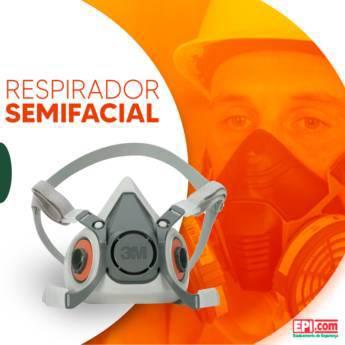 Comprar o produto de Respirador Semi-facial em Respiradores em Birigui, SP por Solutudo
