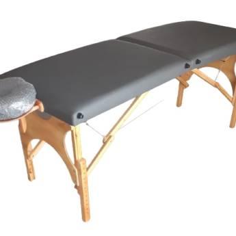 Comprar o produto de Mesa de Massagem Portátil Especial - 65cm (014M-65) em Macas Portáteis em Jundiaí, SP por Solutudo