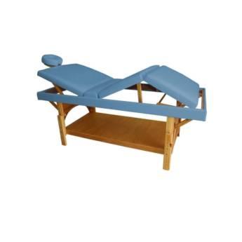 Comprar o produto de Mesa de massagem tri fixa especial em Macas Fixas em Jundiaí, SP por Solutudo