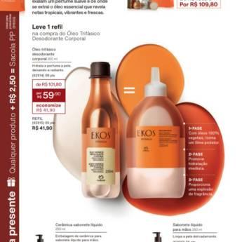 Comprar o produto de Pronta Entrega - Oleo Trifasico Desodorante Corporal Natura em Cosméticos e Cuidado Pessoal pela empresa Lavanderia Mary em Foz do Iguaçu, PR por Solutudo