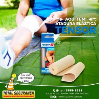 Comprar o produto de Atadura elástica tensor em Curativos pela empresa Total Segurança em Mineiros, GO por Solutudo