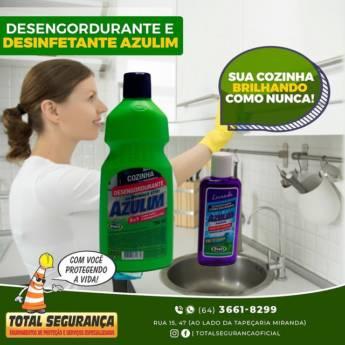Comprar o produto de Linha Azulim em Limpeza pela empresa Total Segurança em Mineiros, GO por Solutudo