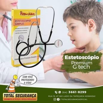 Comprar o produto de Estetoscópio Rappaport Premium em Estetoscópios pela empresa Total Segurança em Mineiros, GO por Solutudo