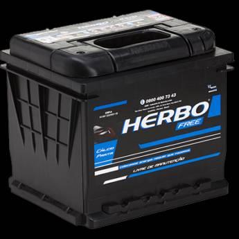 Comprar produto Baterias Herbo HF 45 VKSD em Baterias pela empresa Baterias Potência Lubrificantes em Foz do Iguaçu, PR
