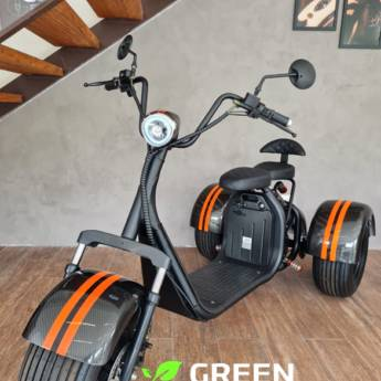 Comprar o produto de Moto Elétrica Triciclo - Gloov em Motos Elétricas em Jundiaí, SP por Solutudo
