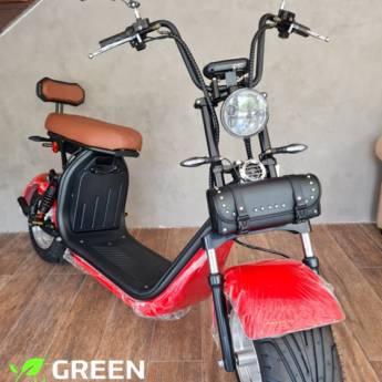 Comprar o produto de Moto Elétrica P6R (Custom)  - Gloov em Motos Elétricas em Jundiaí, SP por Solutudo