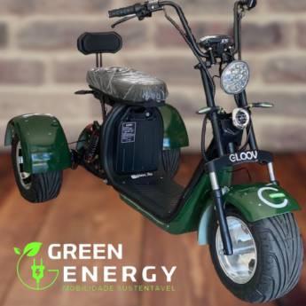Comprar o produto de Moto Elétrica P6R III (Triciclo) - Gloov em Motos Elétricas em Jundiaí, SP por Solutudo