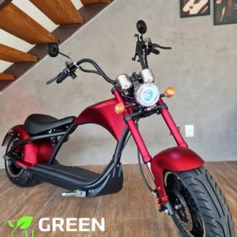 Comprar o produto de Moto Elétrica P1R (Chopper) - Gloov em Motos Elétricas em Jundiaí, SP por Solutudo