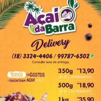 Comprar o produto de Delivery - Peça já! em Açaí em Assis, SP por Solutudo