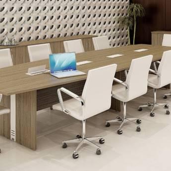 Comprar produto Já pensou numa mesa de reunião  que caíba todo mundo?! em Outras Mesas pela empresa RB Móveis em Botucatu, SP
