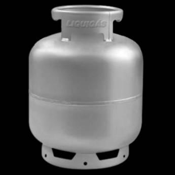 Comprar o produto de Botijão de gás 13 kg em Gás em Botucatu, SP por Solutudo