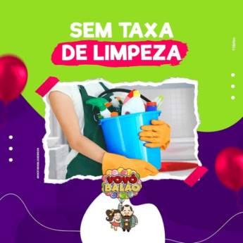 Comprar produto Sem taxa de limpeza em Tudo para Festas  pela empresa Vovô Balão em Botucatu, SP