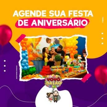 Comprar produto Festa de aniversário em Tudo para Festas  pela empresa Vovô Balão em Botucatu, SP