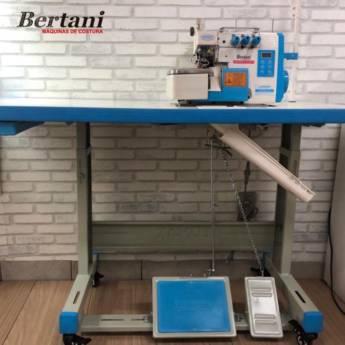 Comprar produto Overloque Industrial Lumak com Direct Drive em Máquinas de Costura pela empresa Bertani Máquinas em Botucatu, SP