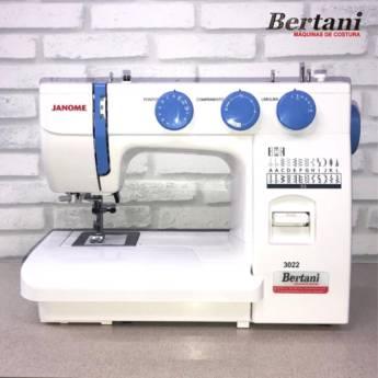 Comprar produto Janome 3022 em Máquinas de Costura pela empresa Bertani Máquinas em Botucatu, SP