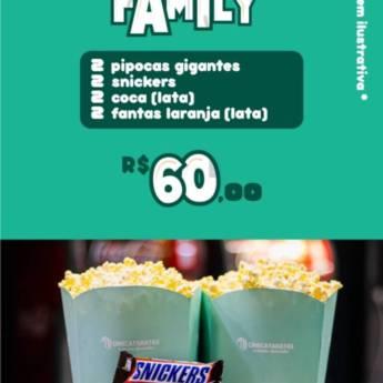 Comprar o produto de Combo Big Family  em Alimentos e Bebidas em Foz do Iguaçu, PR por Solutudo
