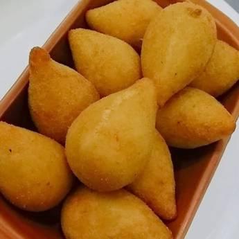 Comprar o produto de A melhor coxinha de Botucatu em Pizzarias em Botucatu, SP por Solutudo