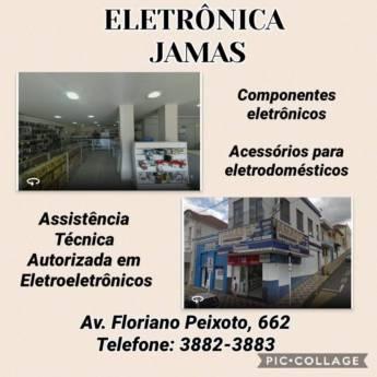Comprar produto eletronica jamas em Motor para Portão Eletrônico pela empresa Eletrônica Jamas em Botucatu, SP