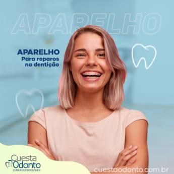 Comprar produto O sorriso perfeito que você sempre quis em Odontologia pela empresa Cuesta Odonto - Luiz Ricardo Molina Soares CRO/SP 118165 em Botucatu, SP
