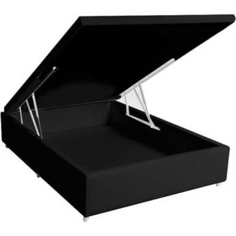 Comprar produto box baú em Colchões pela empresa Garcia Móveis e Colchões - Loja 1 em Botucatu, SP