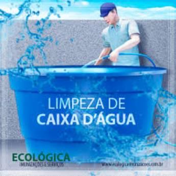 Comprar produto limpeza de caixa d'agua em Limpeza Pós-Obra pela empresa Limpamax Limpeza e Impermeabilização em Botucatu, SP